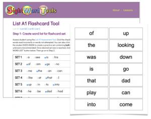 flashcard tool